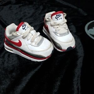 Nike air max baby shoes